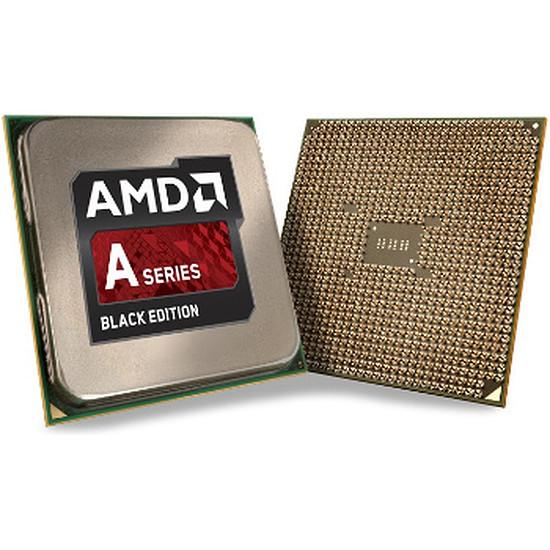 Processeur AMD A10-7890K Black Edition - Wraith Cooler