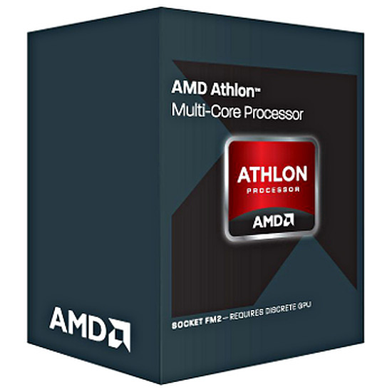 Processeur AMD Athlon X4 880K - Quiet Cooler