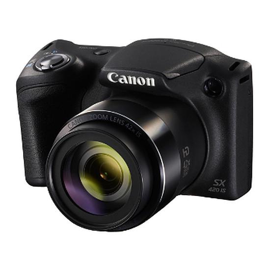Appareil photo compact ou bridge Canon PowerShot SX420 Noir