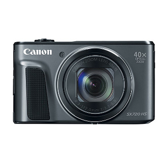 Appareil photo compact ou bridge Canon PowerShot SX720 HS Noir