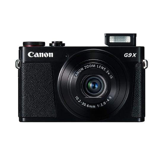 Appareil photo compact ou bridge Canon PowerShot G9X Noir