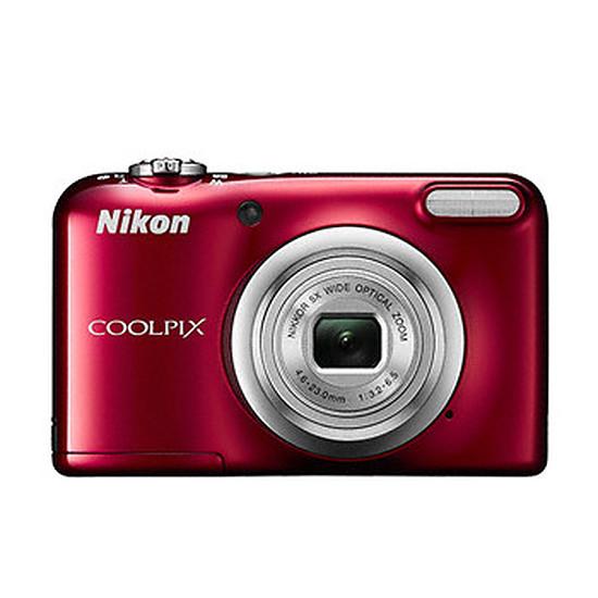 Appareil photo compact ou bridge Nikon Coolpix A10 Rouge