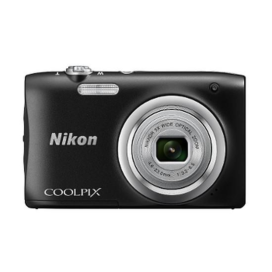 Appareil photo compact ou bridge Nikon Coolpix A100 Noir