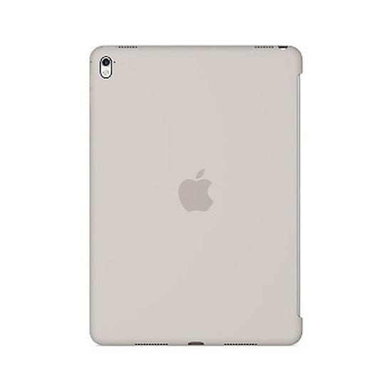 Accessoires tablette tactile Apple Coque silicone argent - iPad Pro 9,7