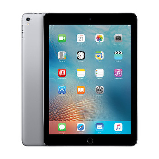 Tablette Apple iPad Pro 9,7 - 128Go - Wi-Fi/Cellular - Space Gray