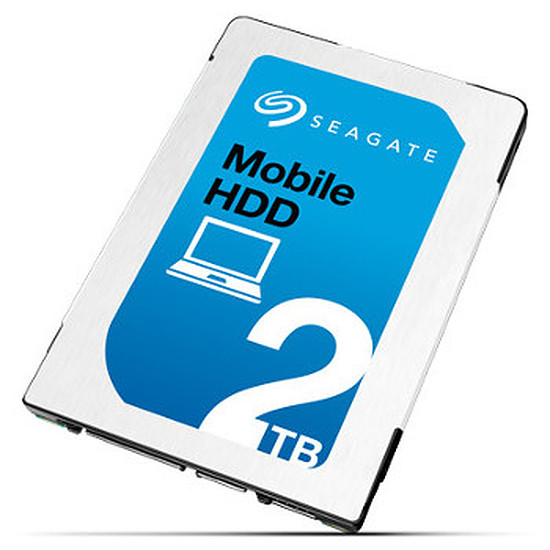 Disque dur interne Seagate Mobile HDD - 2 To