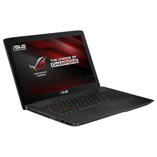 PC portable Asus ROG GL552JX-DM388T - i5 - 6 Go - SSD - GTX 950M