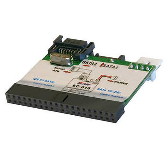 IDE Adaptateur bi-directionnel SATA / IDE