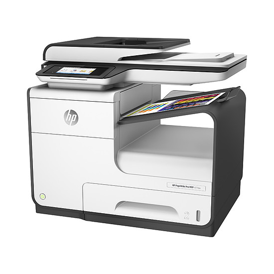 Imprimante multifonction HP PageWide Pro 477dw - Autre vue