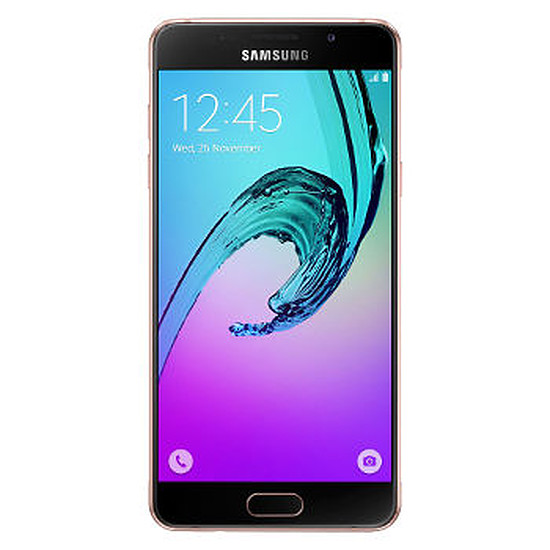 Smartphone et téléphone mobile Samsung Galaxy A5 2016 (or rose)