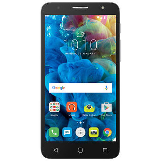 Smartphone et téléphone mobile Alcatel Mobile Pop 4 Plus (gris)