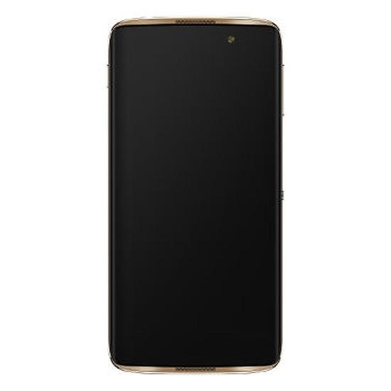 Smartphone et téléphone mobile Alcatel Mobile Idol 4s (or) + Casque VR