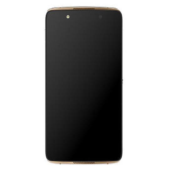 Smartphone et téléphone mobile Alcatel Mobile Idol 4 (or) + Casque VR