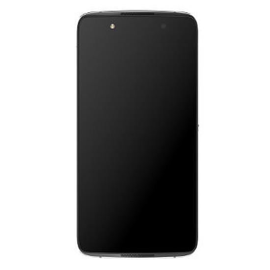 Smartphone et téléphone mobile Alcatel Mobile Idol 4 (gris) + Casque VR