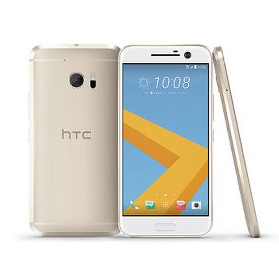 Smartphone et téléphone mobile HTC 10 (or topaze)