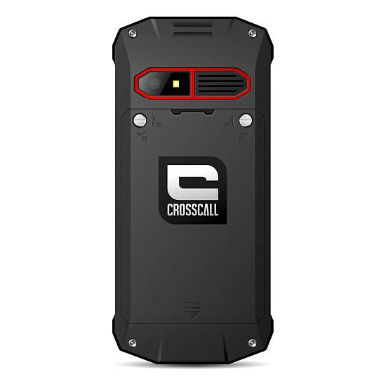 Smartphone et téléphone mobile Crosscall Spider X4 (noir) - Autre vue