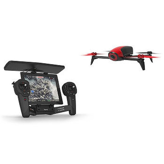 Drone Parrot Bebop Drone 2 + Skycontroller - Rouge