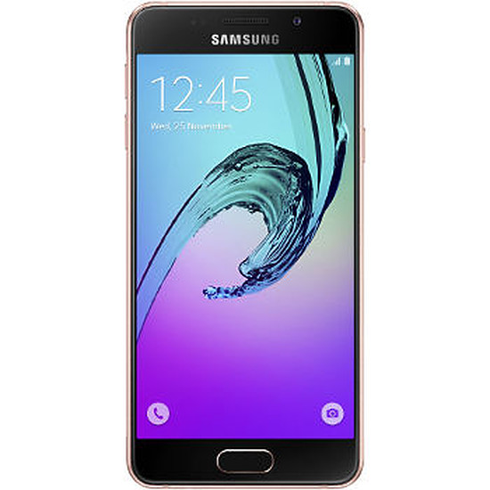 Smartphone et téléphone mobile Samsung Galaxy A3 2016 (or rose)