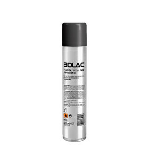 Accessoires imprimante 3D-LAC Spray adhésif 3DLAC inodore - 400 ml