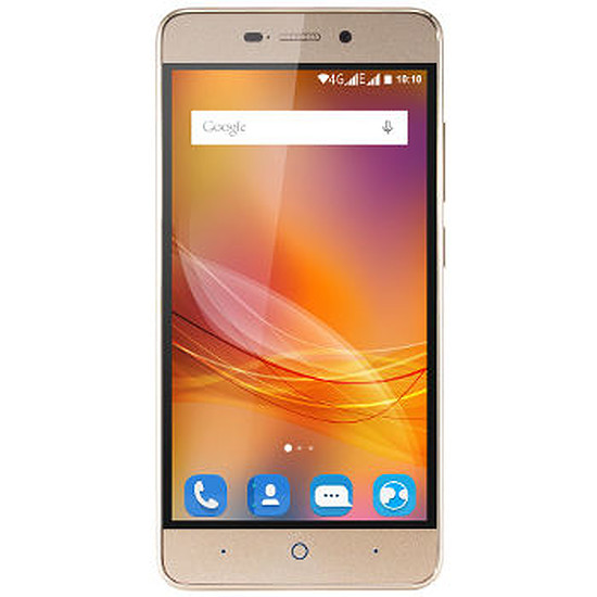 Smartphone et téléphone mobile ZTE Blade A452 (or)