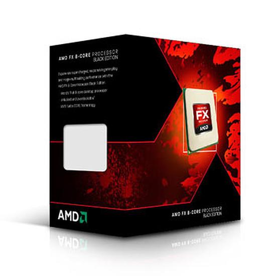 Processeur AMD FX 8350 Black Edition - Wraith Cooler