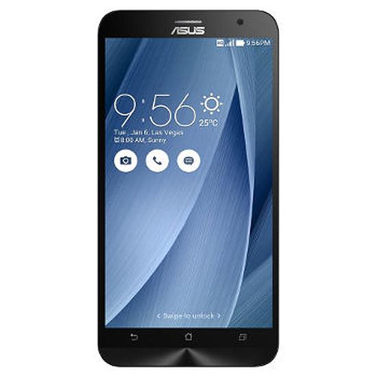 Smartphone et téléphone mobile Asus ZenFone 2 ZE551ML (argent)
