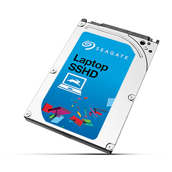 Disque dur interne Seagate Laptop SSHD - 1 To - NAND 32 Go