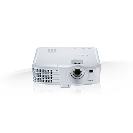 Vidéoprojecteur Canon LV-X320 - DLP XGA - 3200 Lumens - Autre vue