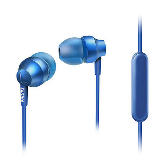 Casque Audio Philips SHE3855 Bleu