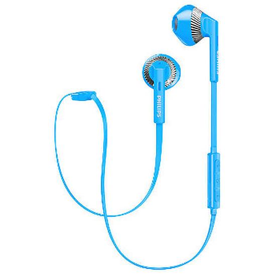 Casque Audio Philips SHB5250 Bleu