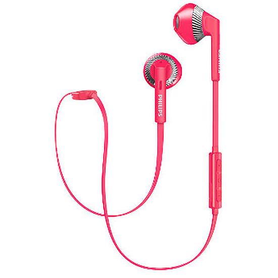 Casque Audio Philips SHB5250 Rose