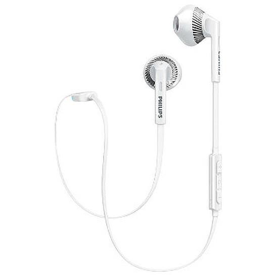 Casque Audio Philips SHB5250 Blanc