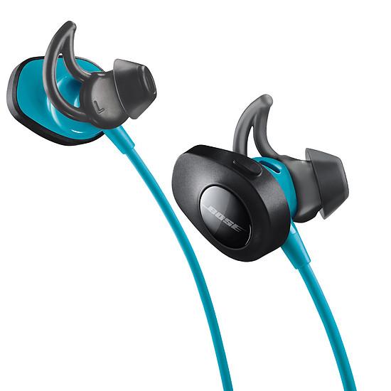 Casque Audio Bose SoundSport Wireless Bleu - Ecouteurs sans fil - Autre vue