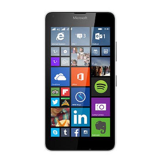 Smartphone et téléphone mobile Microsoft Lumia 640 (blanc) - Simple SIM