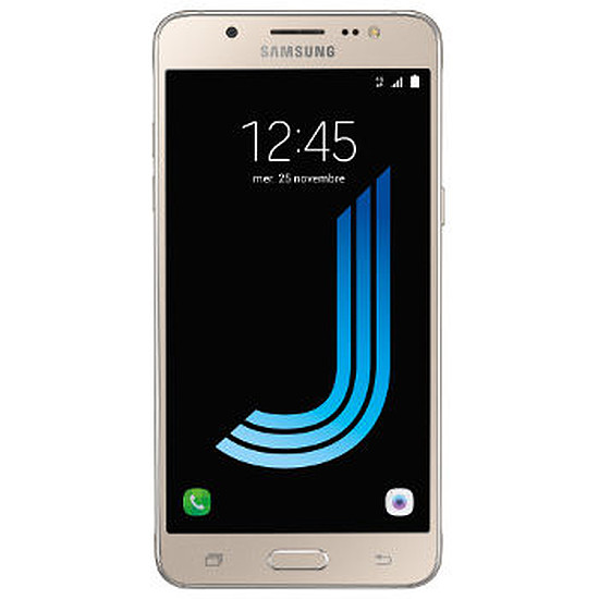 Smartphone et téléphone mobile Samsung Galaxy J5 2016 (or)