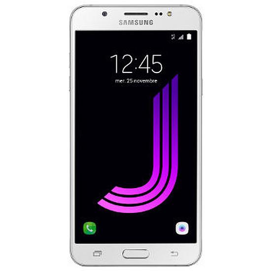 Smartphone et téléphone mobile Samsung Galaxy J7 2016 (blanc)