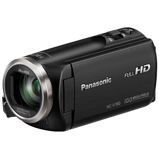 Caméscope Panasonic HC-V180EF-K
