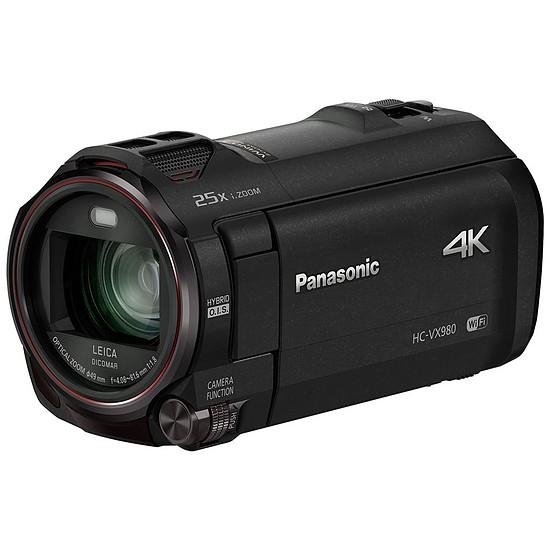 Caméscope Panasonic HC-VX980 4K