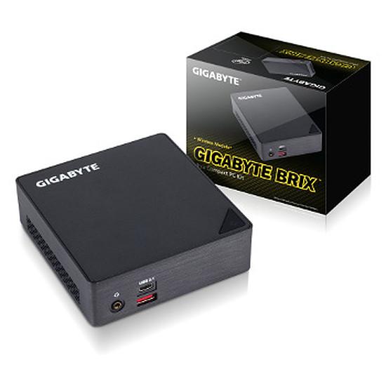 Barebone Gigabyte BRIX Core i3 GB-BSi3A-6100 Baie SSD M.2