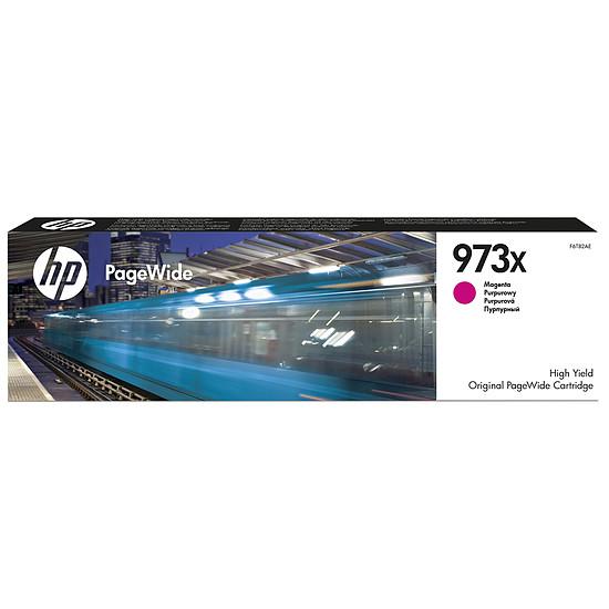 Cartouche imprimante HP n°973X - F6T82AE Magenta XL