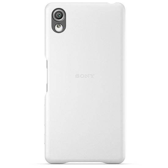 Coque et housse Sony Mobile Style Back cover clear (blanc)- Xperia X - Autre vue