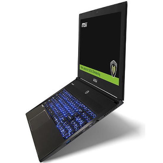 PC portable MSI WS60 6QJ-433FR - i7 - 16 Go - SSD - Quadro