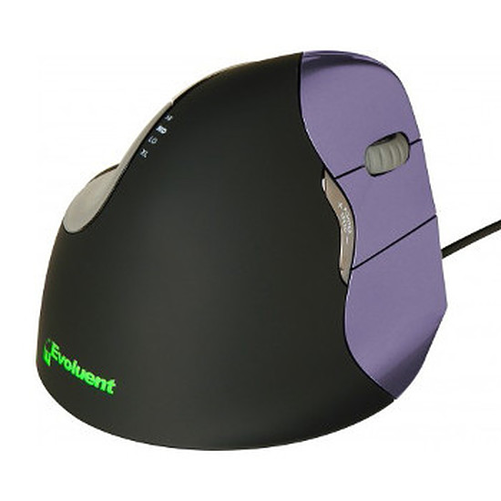 Souris PC Evoluent Vertical Mouse 4 - Petite taille