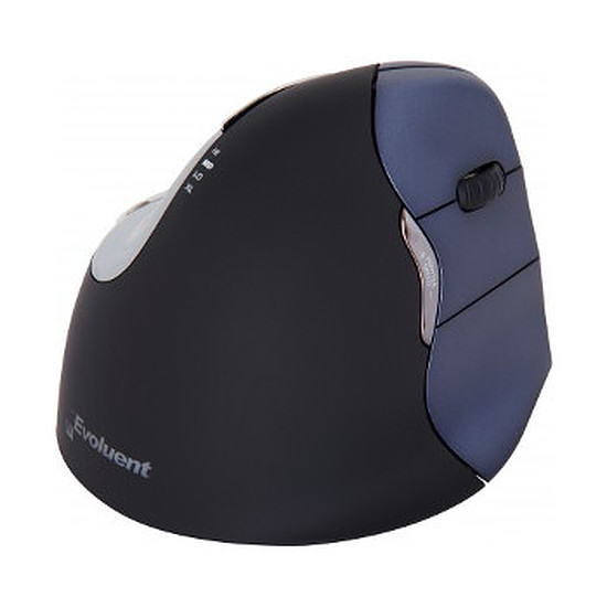 Souris PC Evoluent Wireless Vertical Mouse 4 - Taille standard