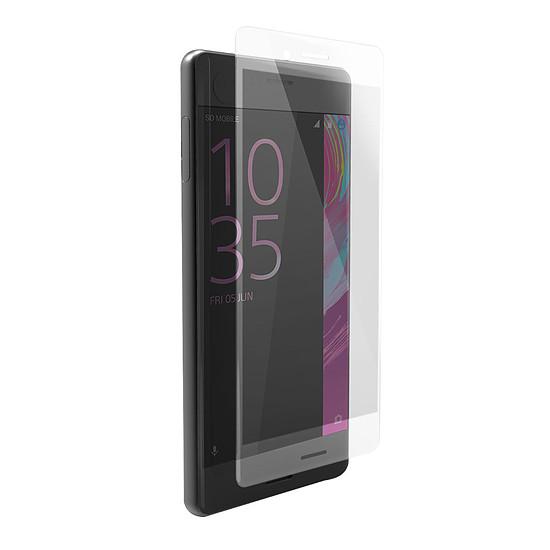 Protection d'écran Muvit Film en verre trempé MFX - Sony Xperia XA - Autre vue