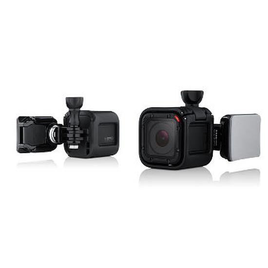 Accessoires caméra sport GoPro Fixation rotative pour casque HERO5 Session