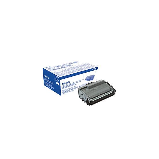 Toner imprimante Brother TN-3430