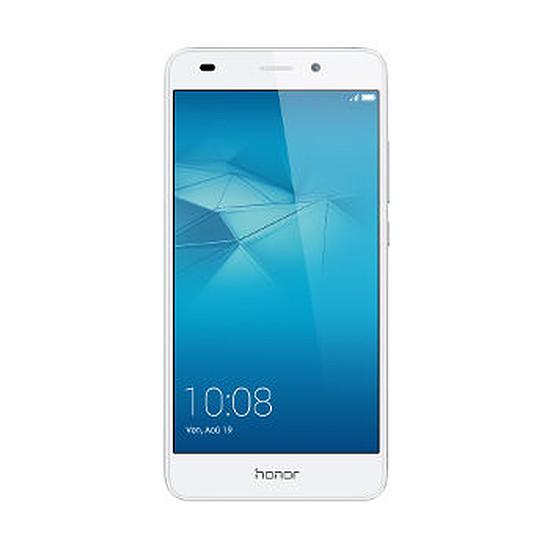 Smartphone et téléphone mobile Honor 5C (argent)