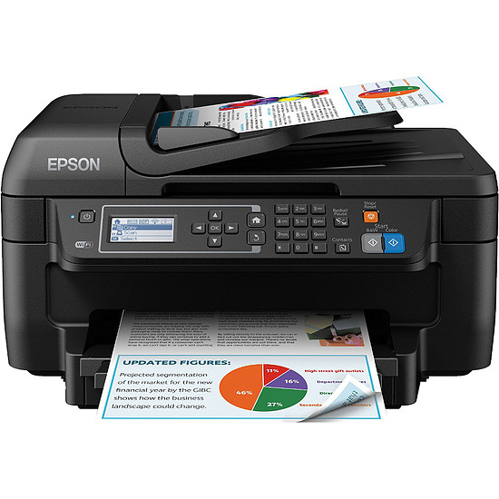 Imprimante multifonction Epson WorkForce WF-2750DWF