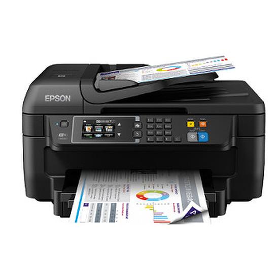 Imprimante multifonction Epson WorkForce WF-2760DWF